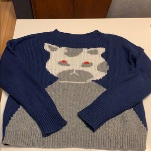 Madewell Cat Sweater